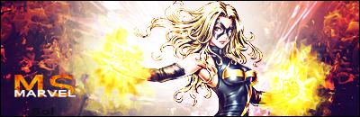Ms Marvel by DarkSol222