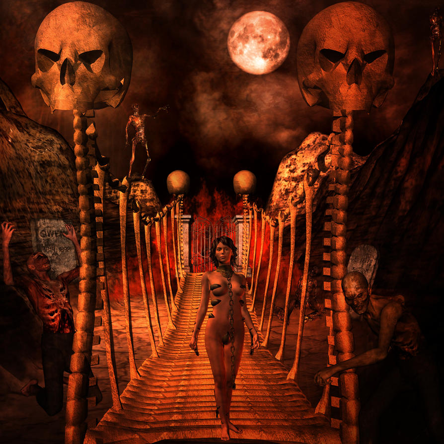 Road To Hell by Holly6669666 on DeviantArt