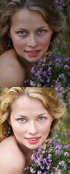 Retouch Before and After 103
