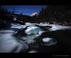 Moon River no.3 by uberfischer
