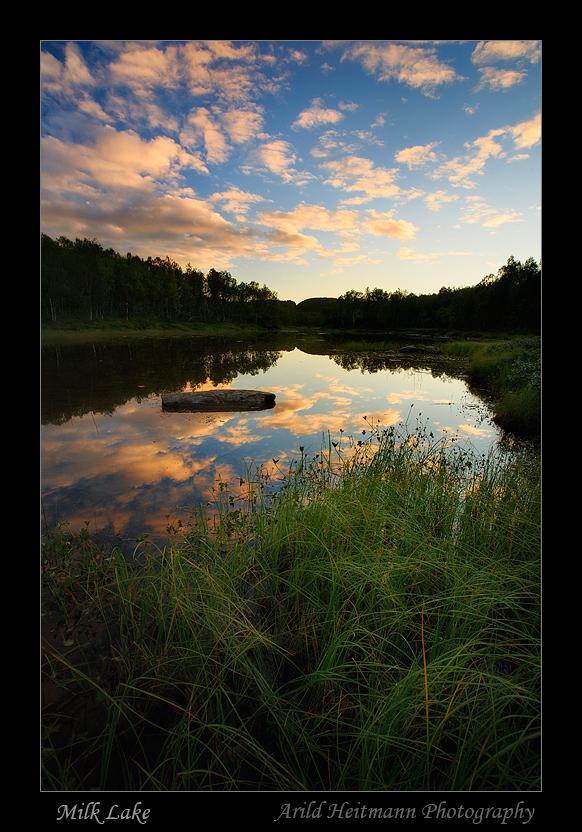 Milk Lake by uberfischer