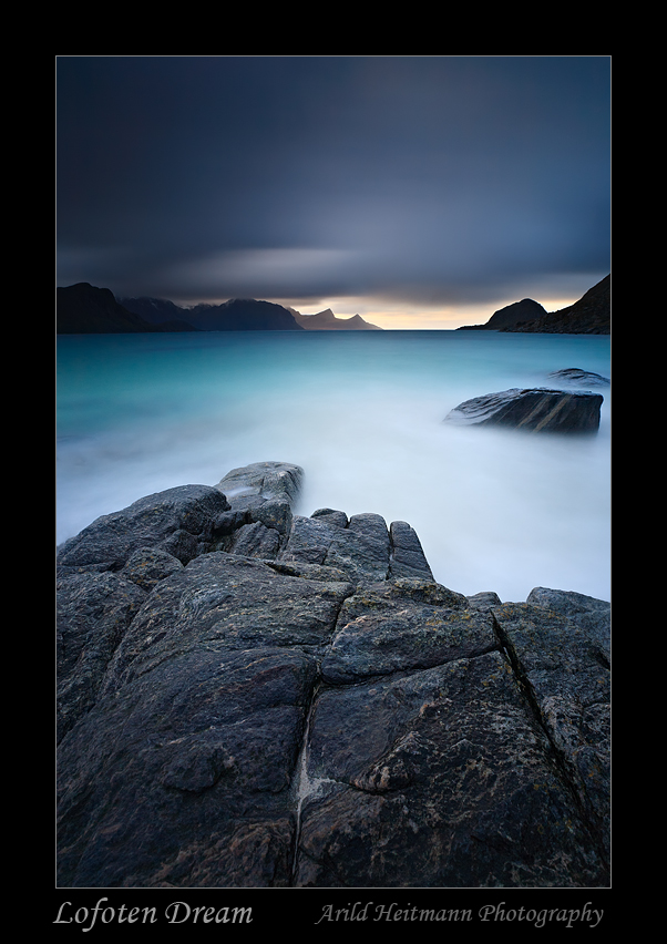 Lofoten Dream by uberfischer