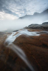 #7 Red Rocks Flow by uberfischer