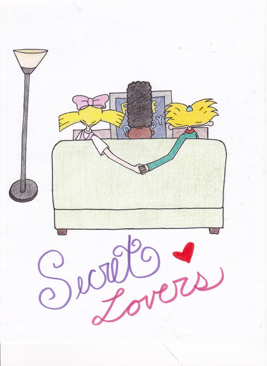 Secret Lovers by 106Eli