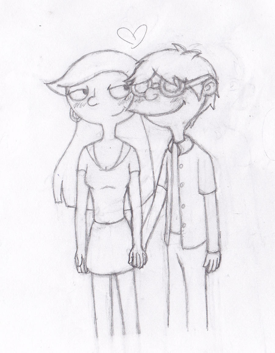 Teen Rhonda and Curly by 106Eli