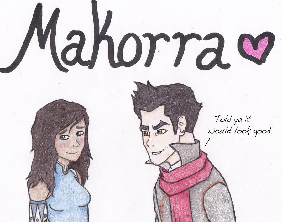 Makorra by 106Eli