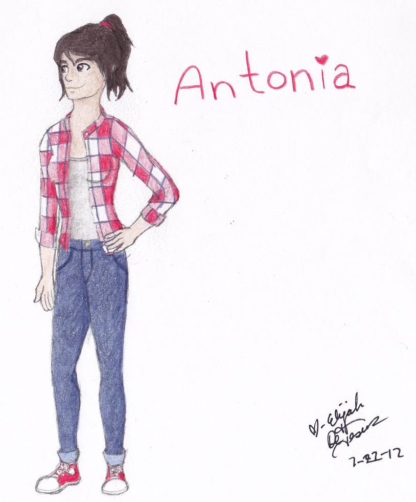 Antonia by 106Eli