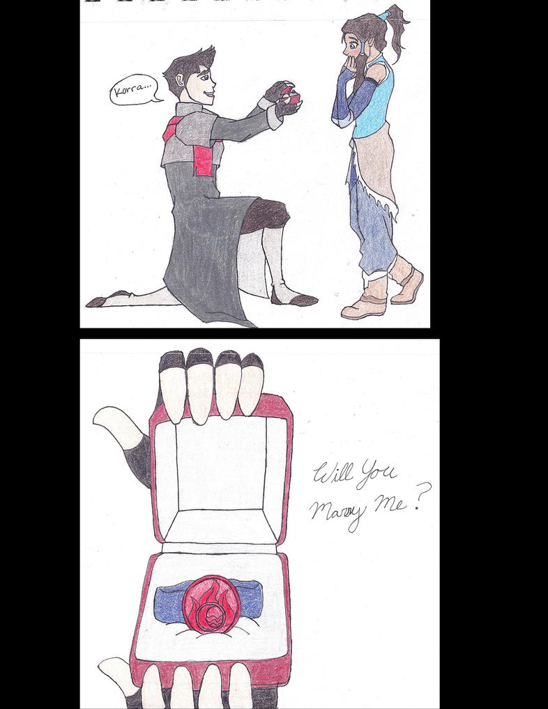 Korra...Will You Marry Me? by 106Eli