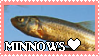 Minnow Stamp by irlbubble