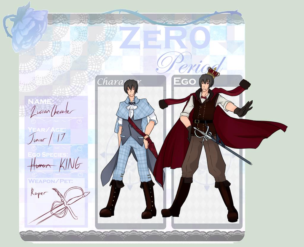 Zero-Period: Lucian Chevalier by minarui