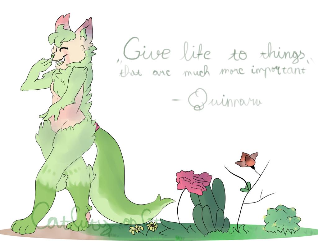 Make it bloom by FioraSBae