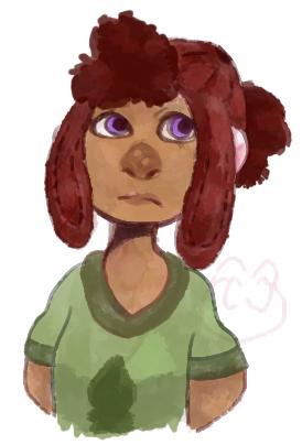 Gwen Doodle by FioraSBae