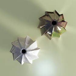 wind wheel beads by AnnaPaar