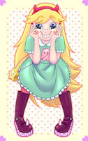 FANART - Star Butterfly by Doutarina