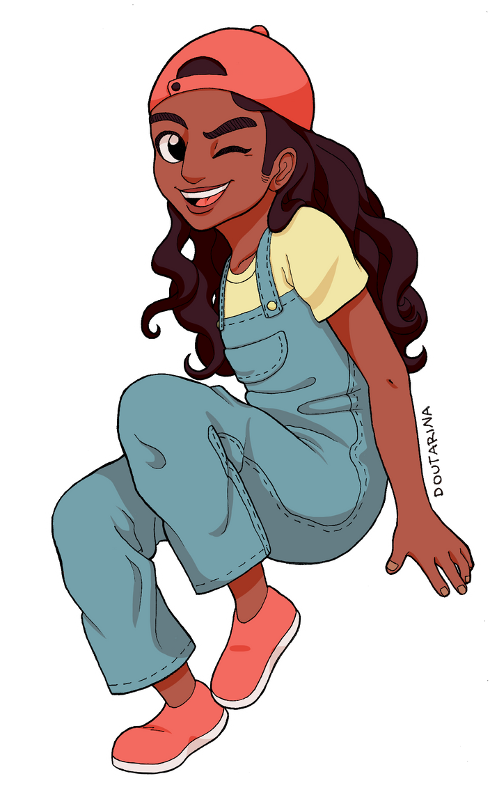 Another one!(and probably the last one from that old inktober) Other drawings like this:       Hey, i'm Connie