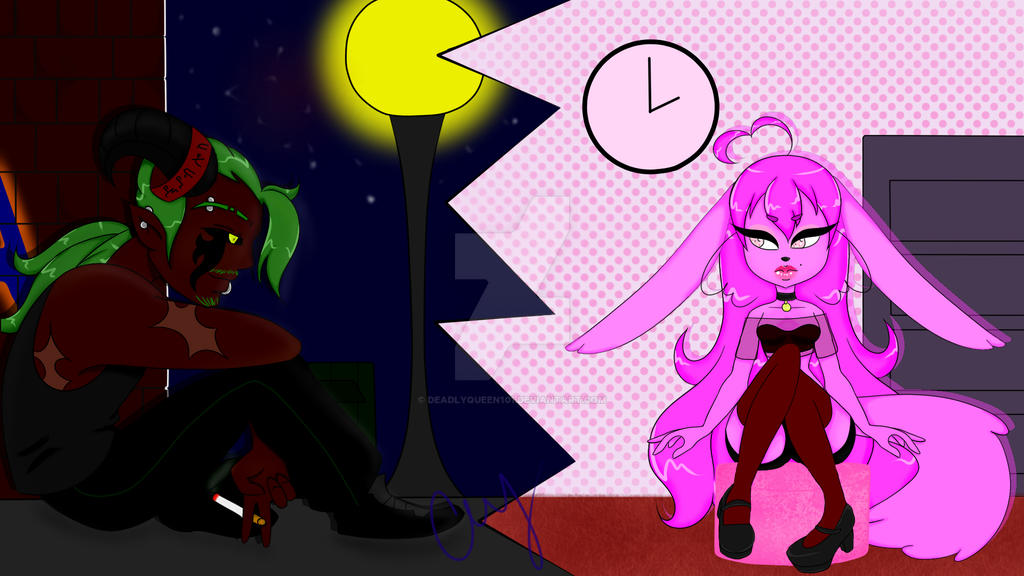 Star  Zexil by DeadlyQueen101