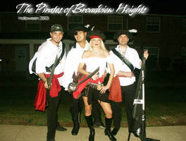 the Pirates of BVH