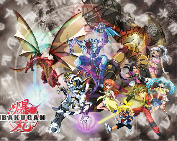bakugan wallpaper by ohitsjoe5