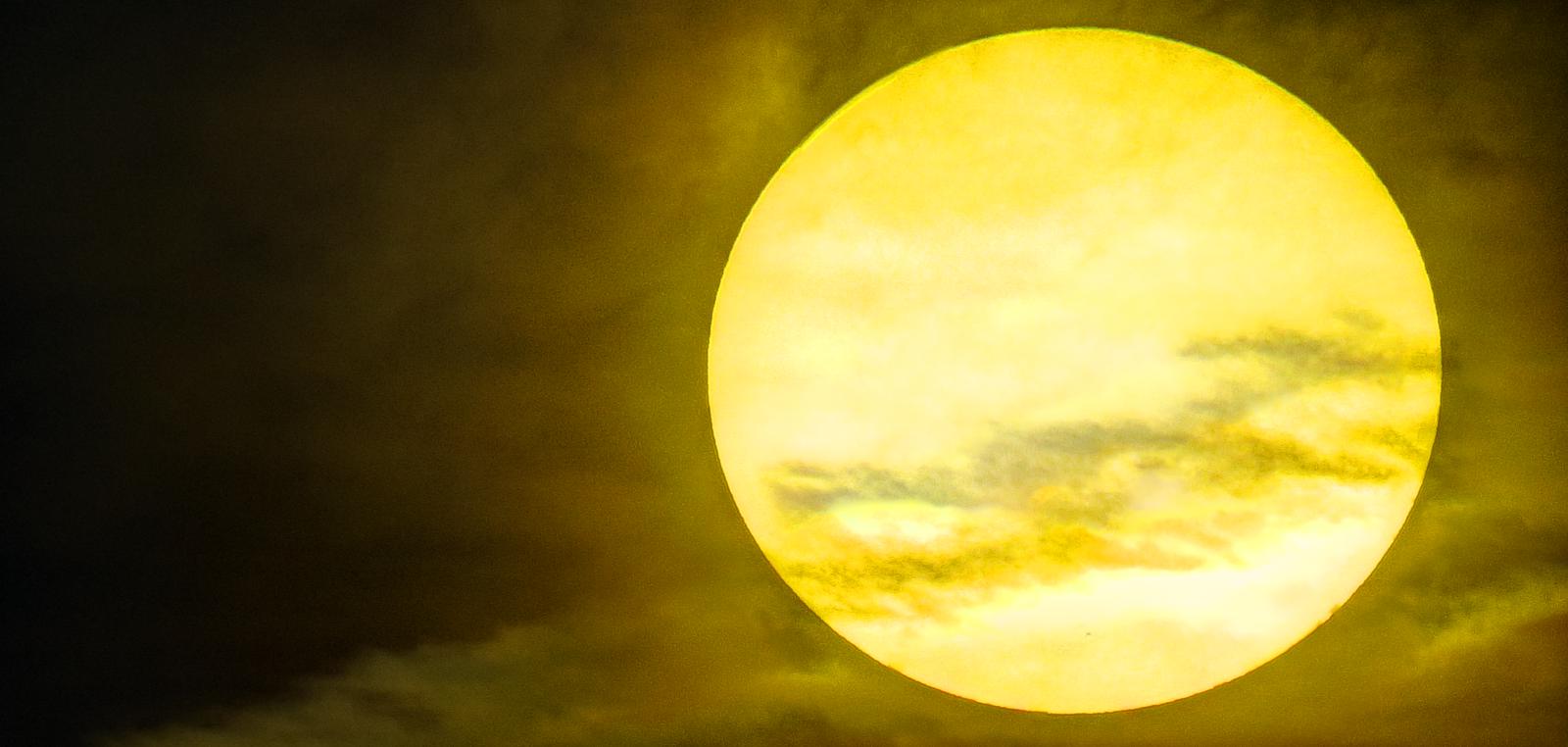 Sun HDR by L-Spiro