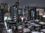 Tokyo Snow HDR