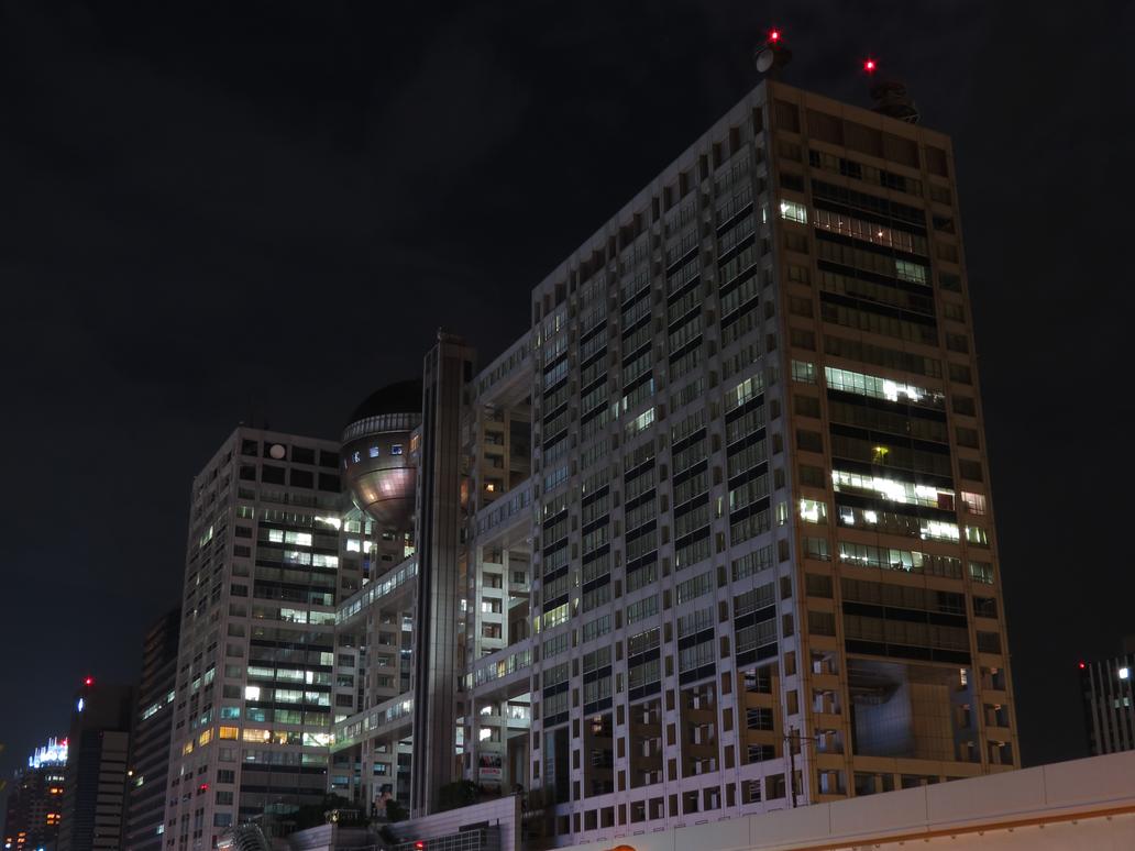 Fuji TV by L-Spiro