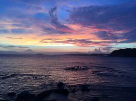 Sagami Bay, Mt. Fuji