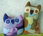 Scrappy Owls