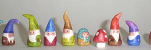 new NOM gnome family