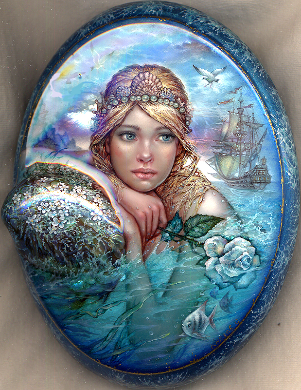 Mermaid by KnyazevSergey