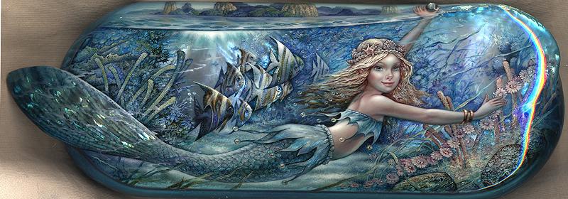 Little Mermaid by KnyazevSergey