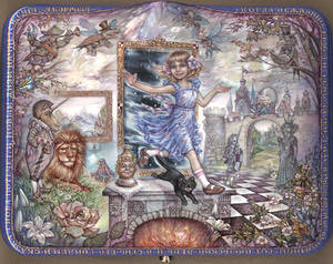 Alice, Through the Looking Glass