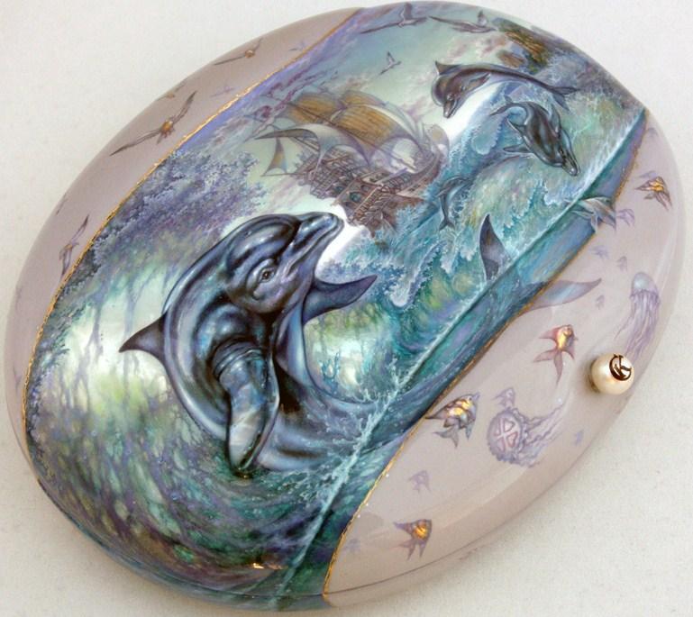 'Dolphins' view 1 by KnyazevSergey