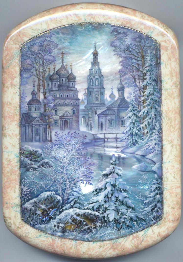 Winter fairy-tale by KnyazevSergey