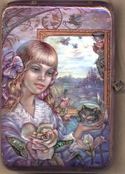 Alice (Through the Looking Glass) by KnyazevSergey