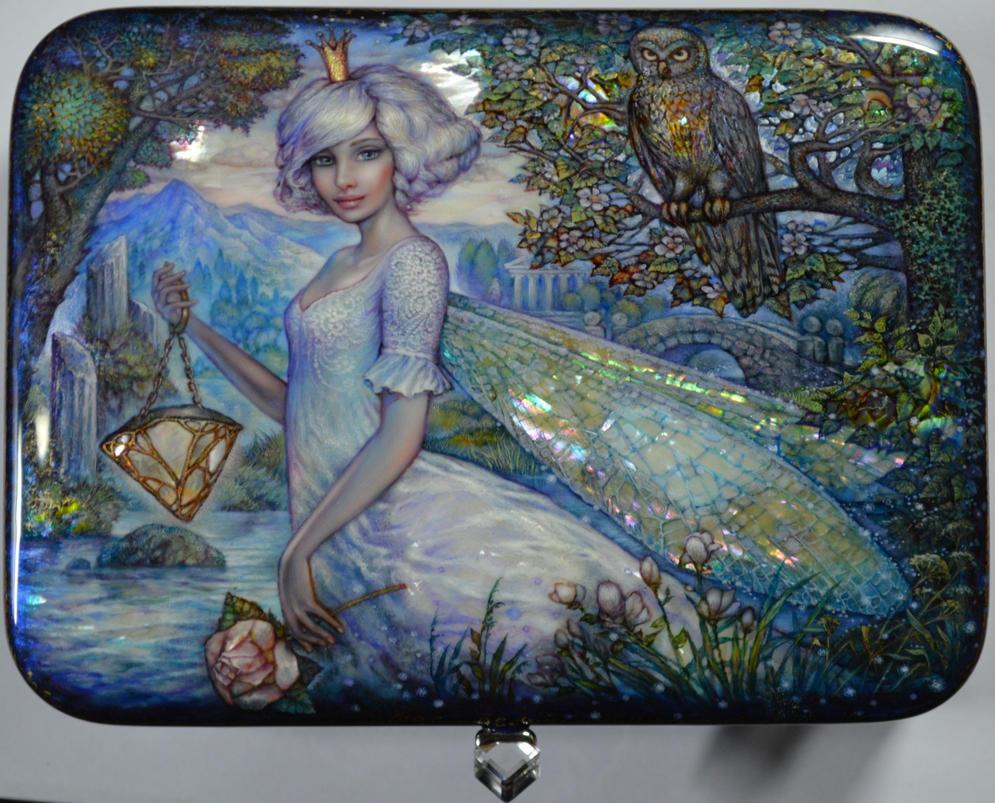 White Night Fairy by KnyazevSergey