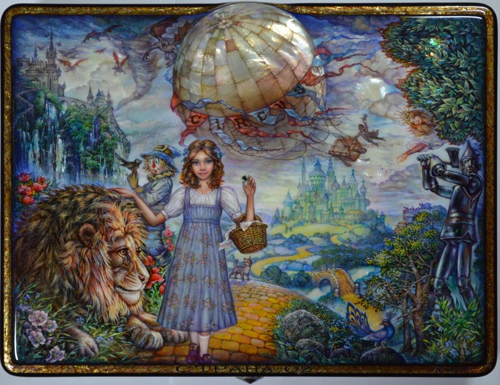 Magic of Oz by KnyazevSergey