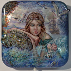 Mermaid`s Love by KnyazevSergey
