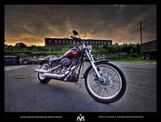 Harley - NightTrain by mgiacco07
