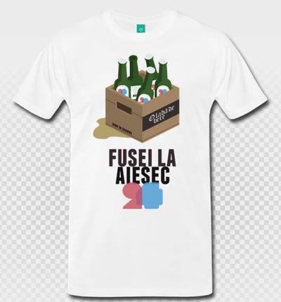 Tricou AIESEC24 by fum4ik