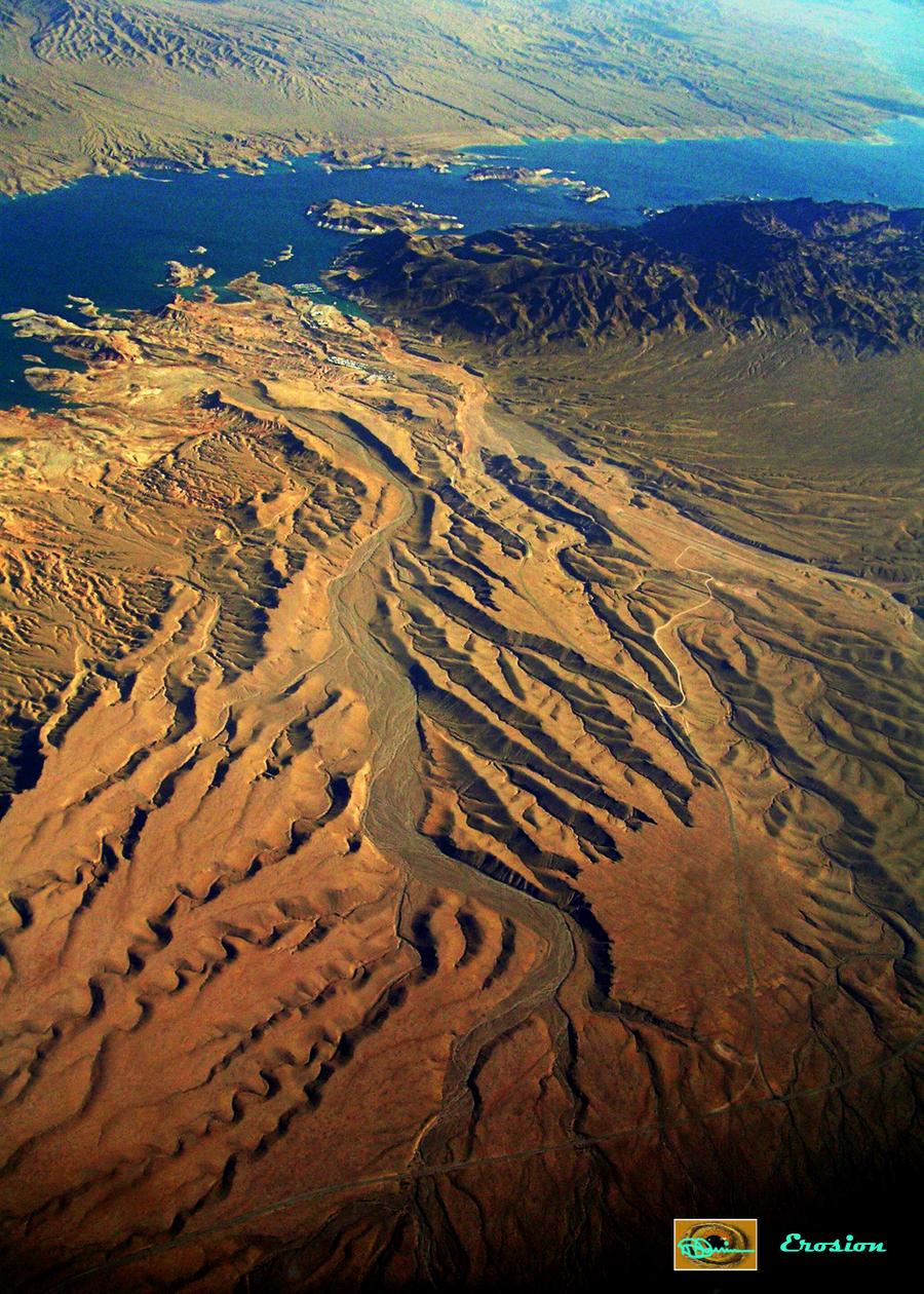 Erosion by dodadart