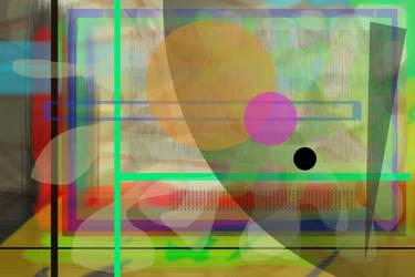 Abstract 114 by dodadart