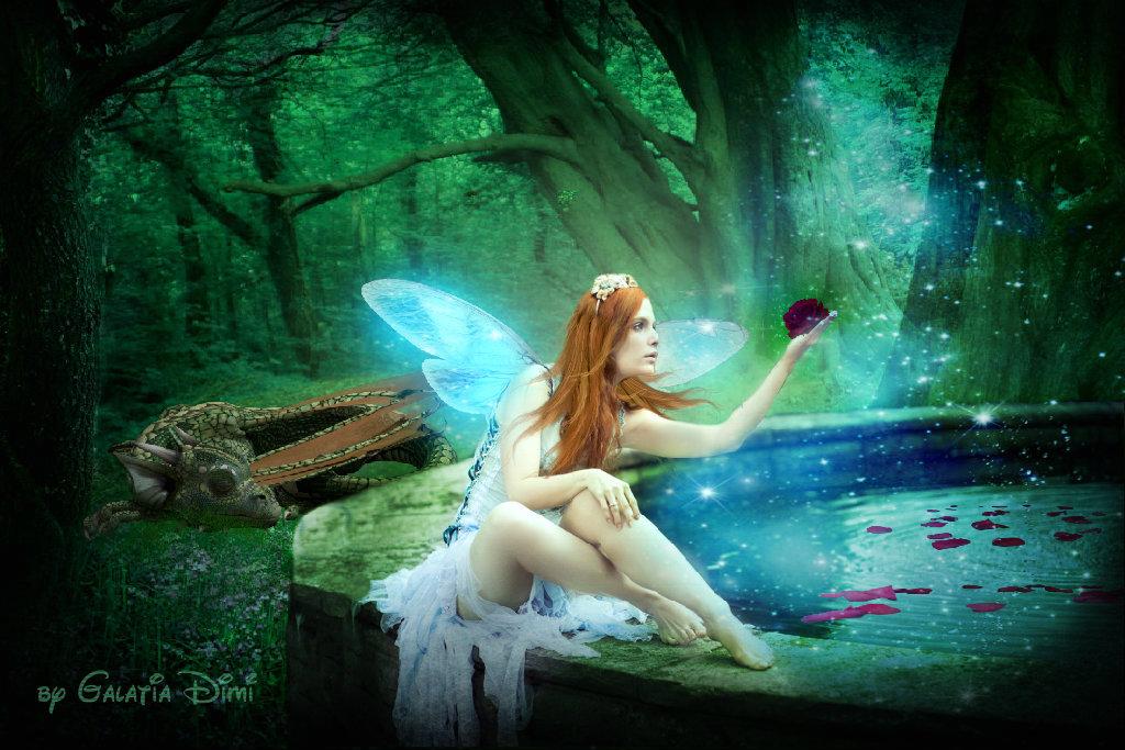Fairytale by galdimi