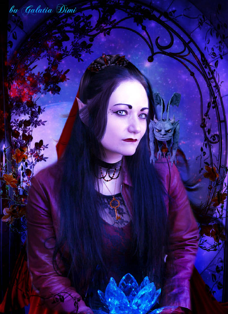 Dark Elven  by galdimi