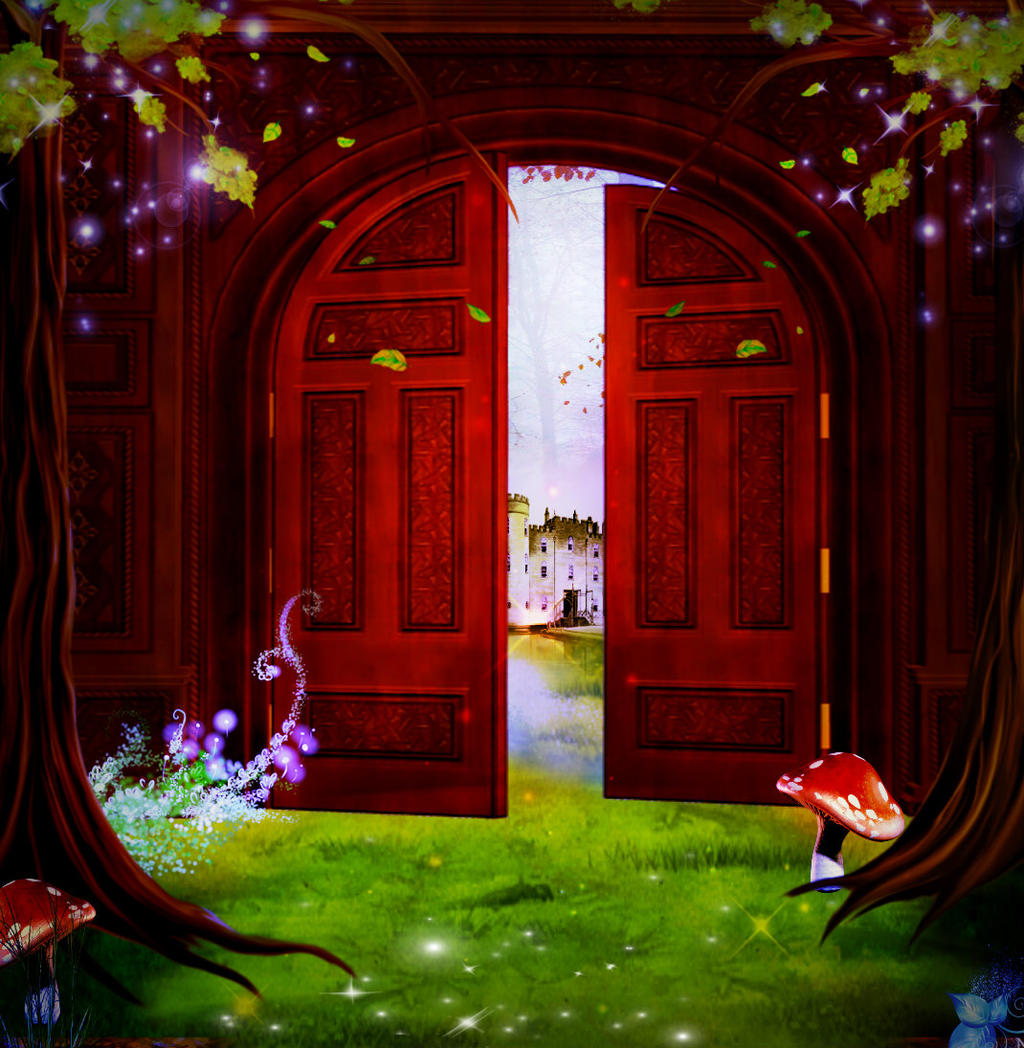 Enchanted Door by galdimi Enchanted Door by galdimi & Enchanted Door by galdimi on DeviantArt Pezcame.Com