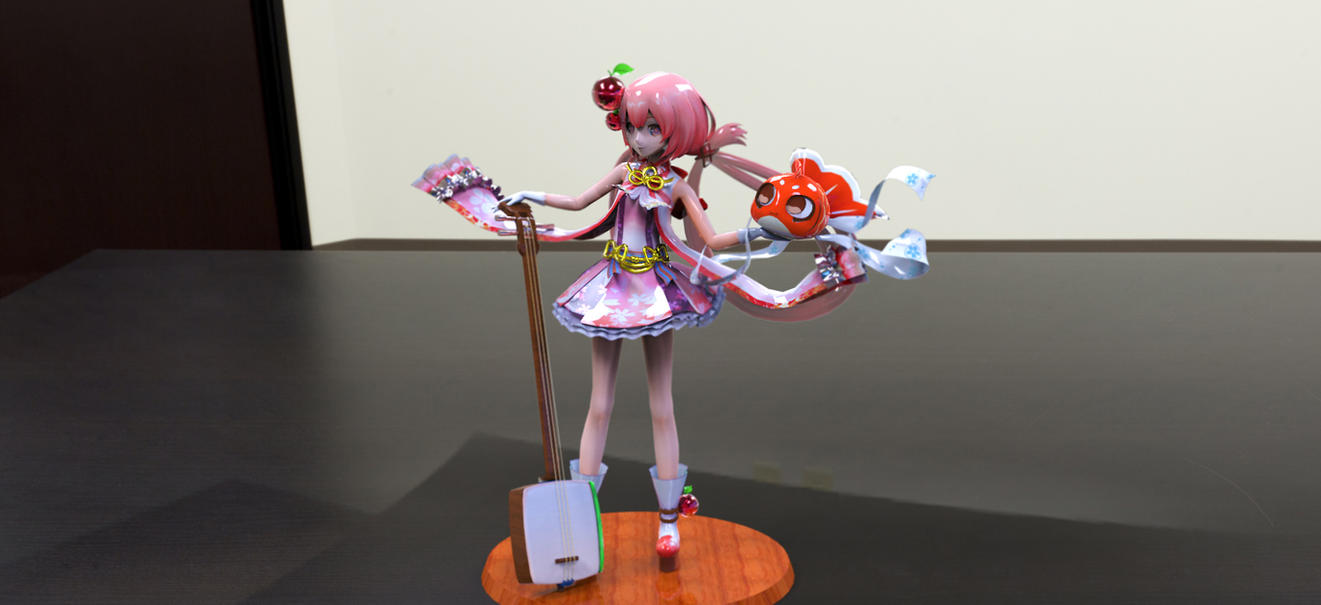 Neo Shiratori figure by RiStarr
