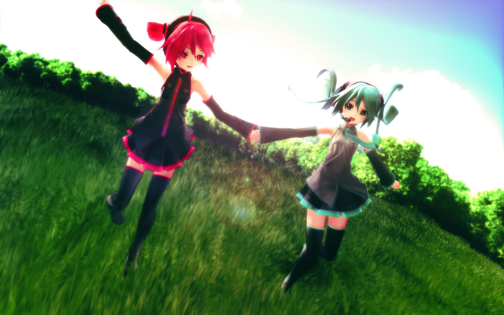 Best friends by RiStarr