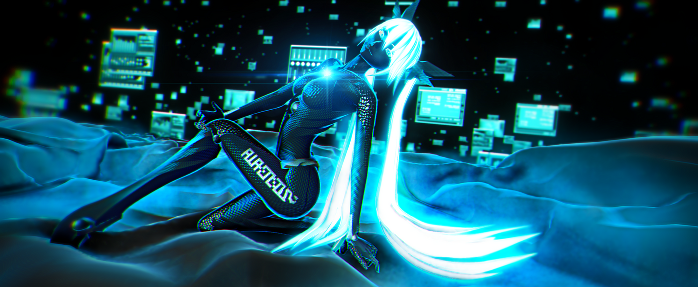 Carbon Miku by RiStarr