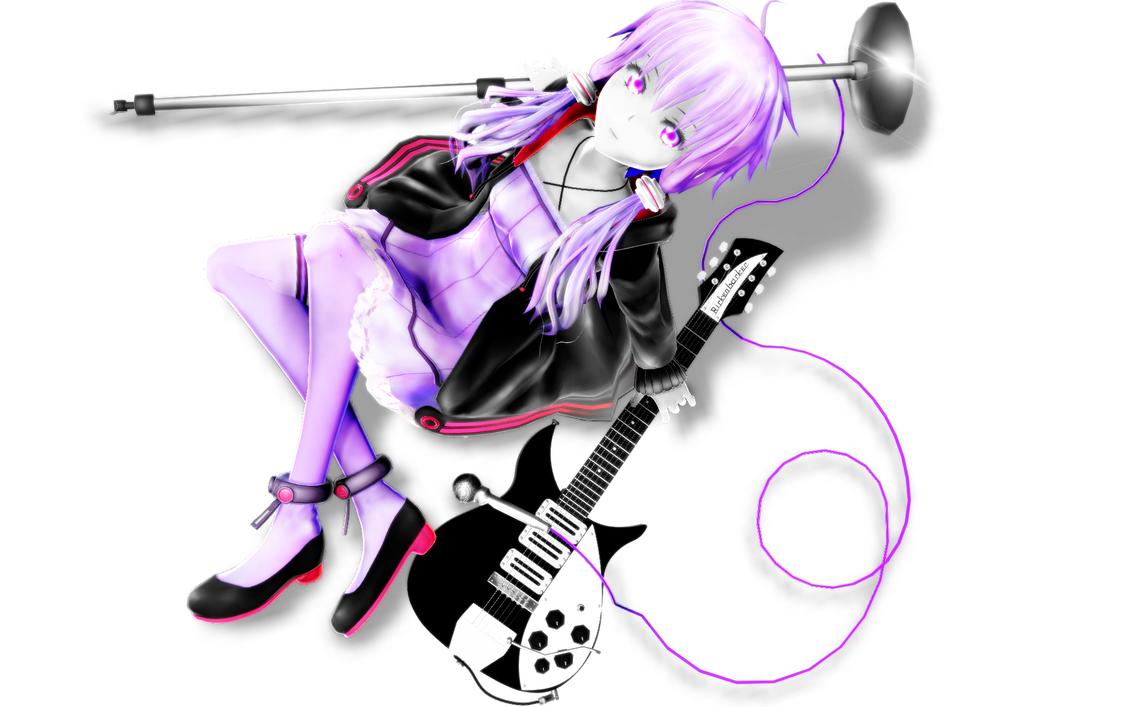 Yukari by RiStarr