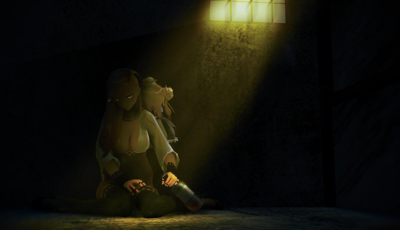 Fear of light by RiStarr