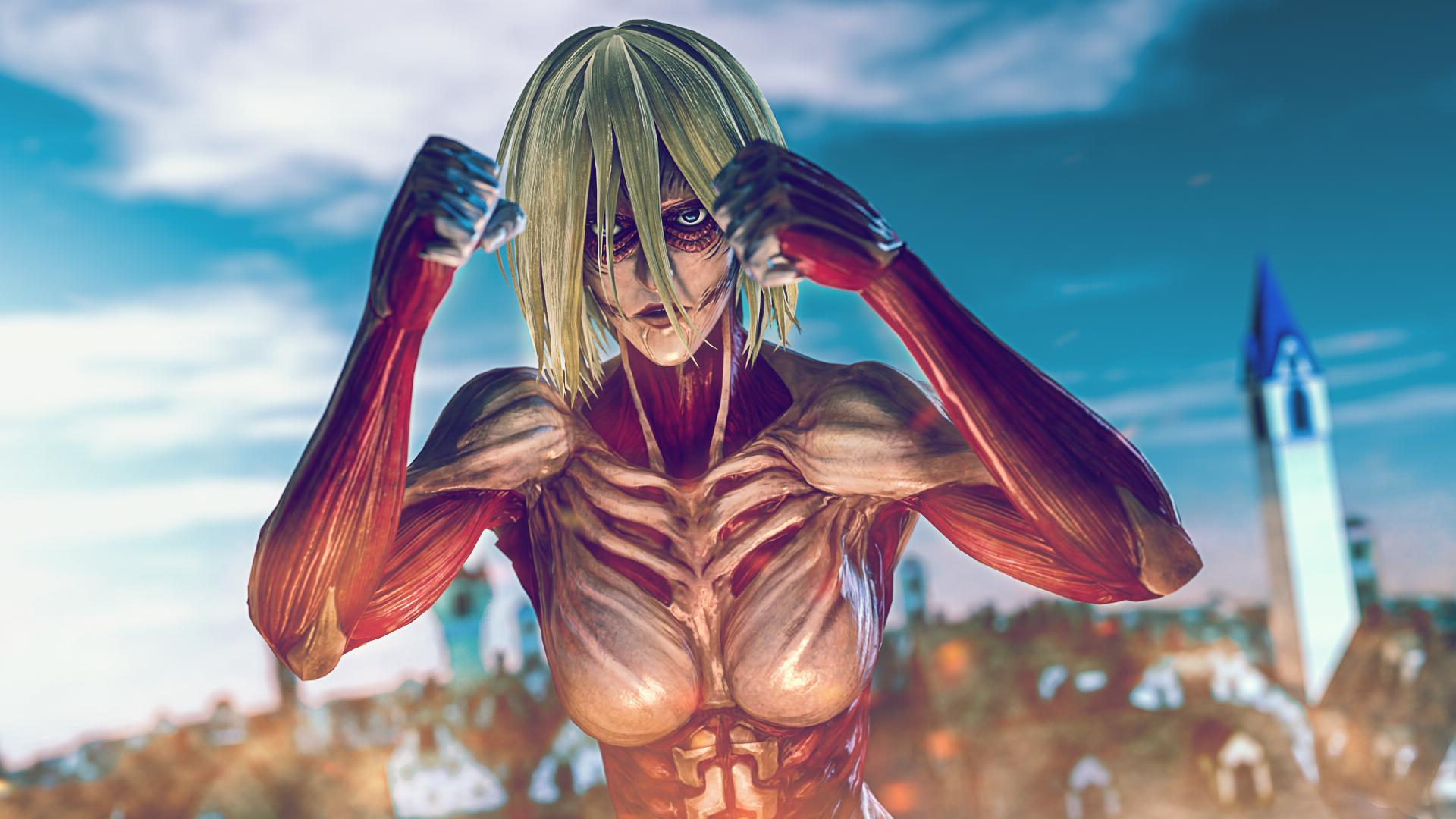 Hasil gambar untuk female titan